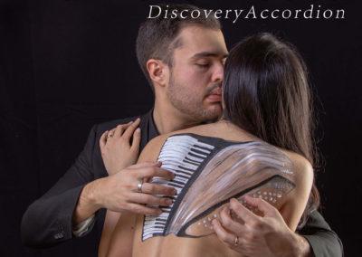 Disco - Daniele Testa - Alla Scoperta della fisarmonica